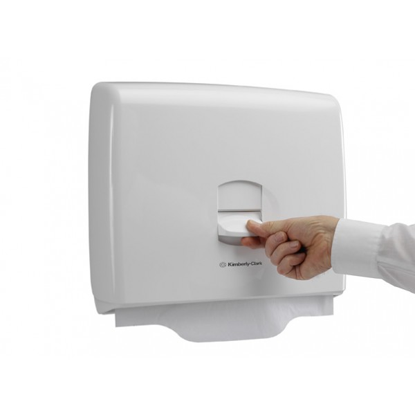 Dispenser Acoperitoare Colac Toaleta Kimberly-Clark Aquarius 2021 sanito.ro