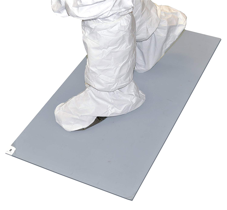 Covor Dezinfectant Sticky Mat 60 X 90 Cm 30 Foi Gri 2021 sanito.ro