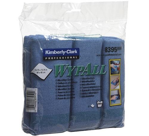 Lavete Microfibra Wypall 40x40 Cm Kymberly Clark 6 Buc/Pachet 2021 sanito.ro