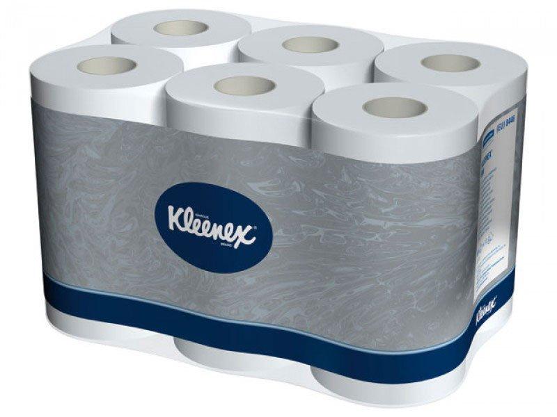 Hartie Igienica Kleenex 2 Str 12 Role 600 Portii / Rola sanito.ro