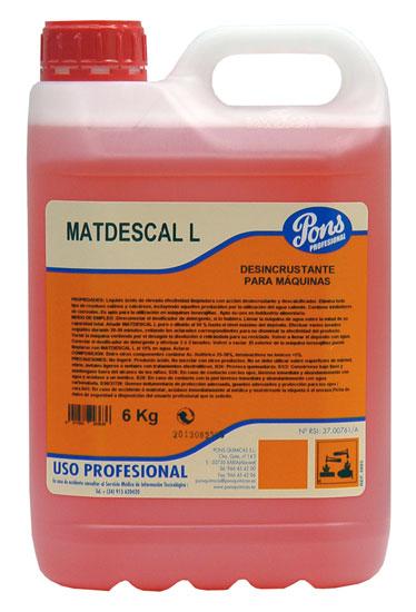 Matdescal-L-Detergent De Autocuratare Pt Masina De Spalat Vase 6l Asevi 2021 sanito.ro