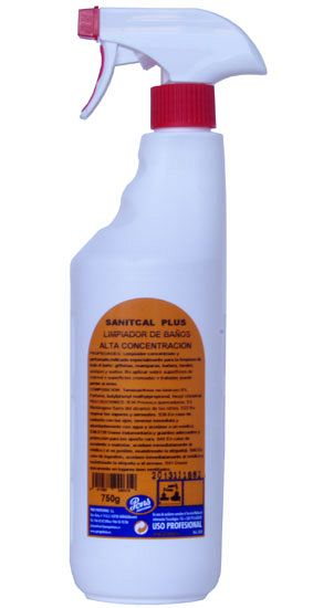 Sanitcal Plus-Detergent Profesional Anticalcar General 750g Asevi sanito.ro