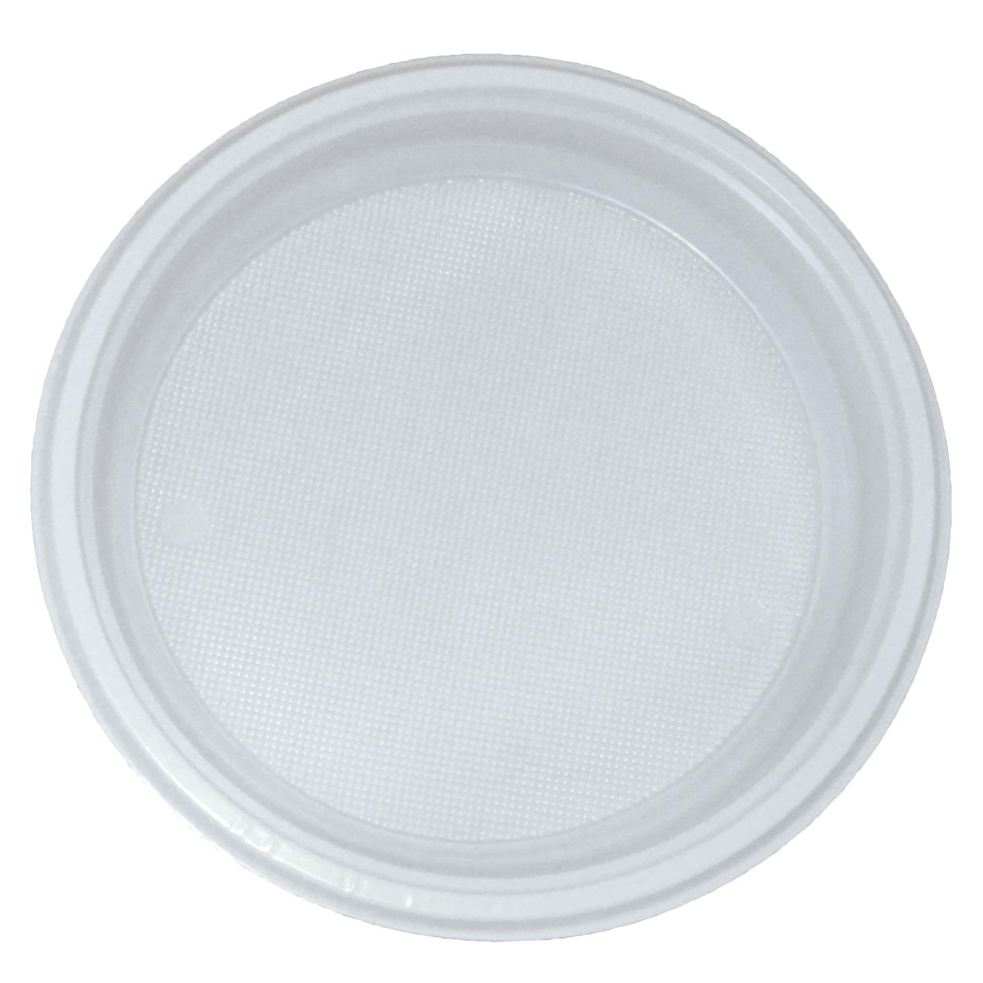 Farfurii De Unica Folosinta 22 Polipropilena (PP) Turcia 50 Buc/Set 2021 sanito.ro