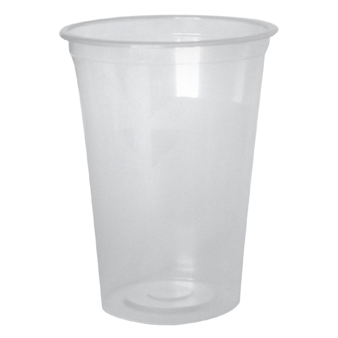 Pahare Plastic 400 Cc Pet 50 Buc/Set sanito.ro