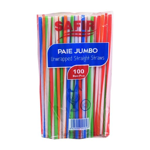 Paie Color Jumbo 230 * 7 Mm sanito.ro