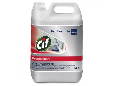 Cif Pf.Washroom 2in1 5l W1898 sanito.ro