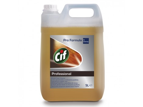 Detergent Pentru Suprafete Din Lemn Cif Professional 5l sanito.ro