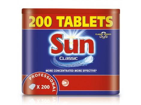 Tablete Pentru Masinile De Spalat Vase Sun Professional 188 Buc./set 2021 sanito.ro