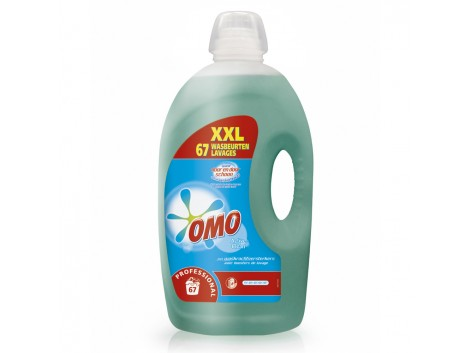Detergent Lichid Omo Professional Active Clean 5l sanito.ro