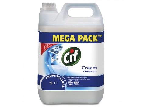 Crema De Curatat Non-Abraziva Cif Professional 5l sanito.ro