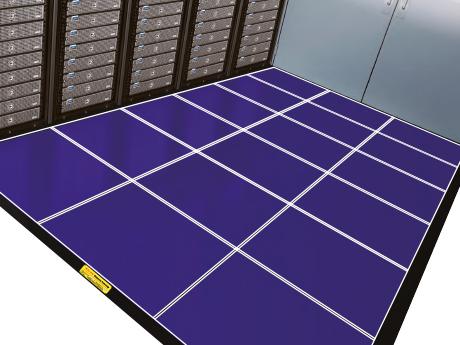 Covoras Industrial Tip Dale Cz04 60x60x4.2cm/Buc 2021 sanito.ro