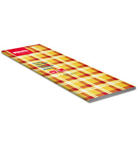 Fata De Masa 100x100 Cm Scottish Yellow/Red Fato 50 Buc / Pachet 2021 sanito.ro