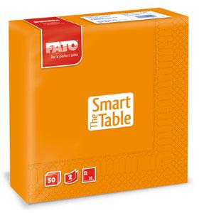 Servetele 33x33 Cm 2 Straturi Smart Table Orange Fato sanito.ro