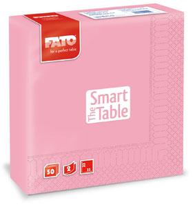 Servetele 33x33 Cm 2 Straturi Smart Table Pink Fato sanito.ro