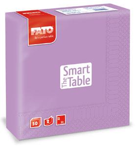 Servetele 33x33 Cm 2 Straturi Smart Table Lilac Fato sanito.ro