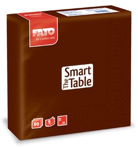 Servetele 33x33 Cm 2 Straturi Smart Table Cacao Fato sanito.ro