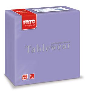 Servetele Din Airlaid 40x40 Cm Lilac Fato sanito.ro