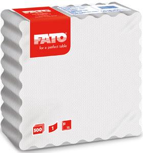 Servetele 15x15 Cm 1 Strat Albe All Ready Fato sanito.ro