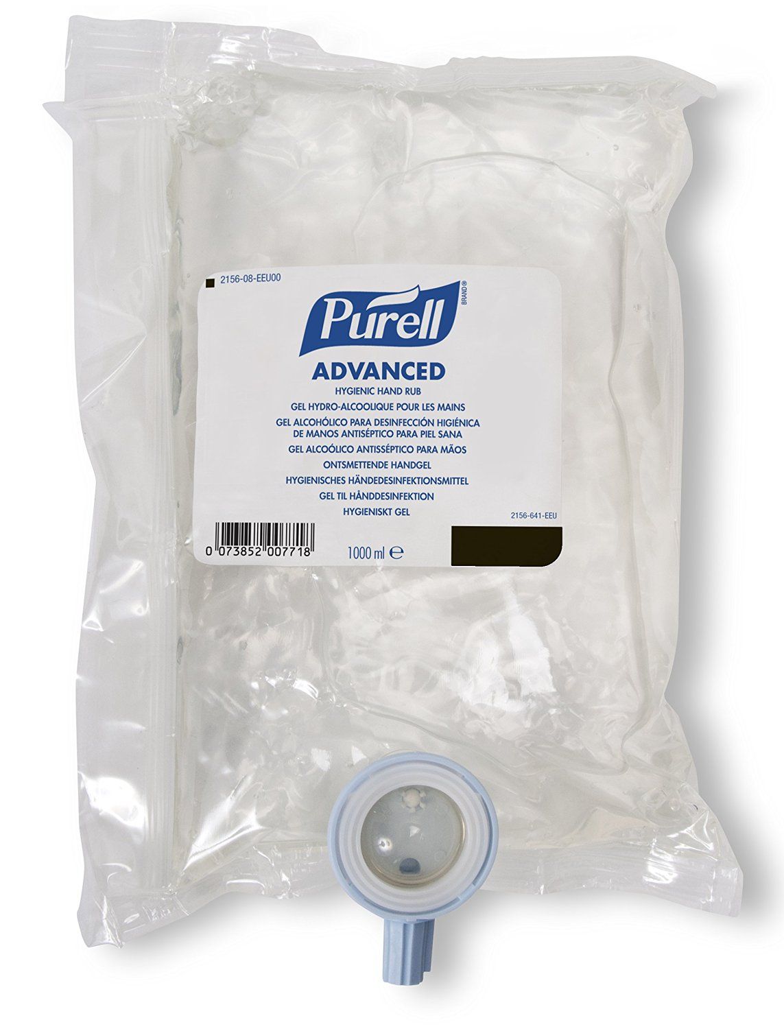 Aviz Biocid - Gel Dezinfectant Purell Nxt 1000 Ml sanito.ro