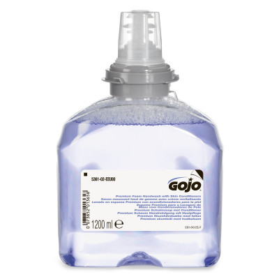Sapun Spuma Premium Cu Balsam Gojo Tfx 1200ml sanito.ro