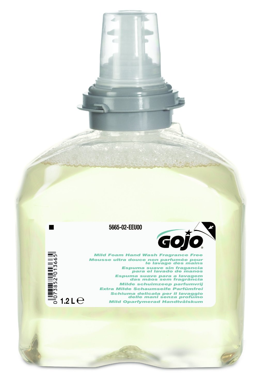 Sapun Spuma 1200 Ml Gojo Fragrance Free sanito.ro