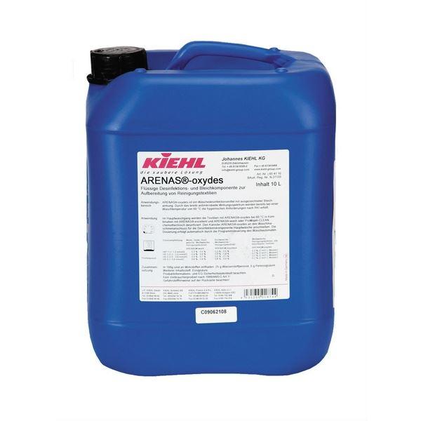 Arenas Oxydes-Detergent Lichid De Inalbire Si Dezinfectie Pentru Textile 10l Kiehl sanito.ro