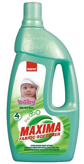 Sano Balsam 4l: Baby Aloe Vera sanito.ro