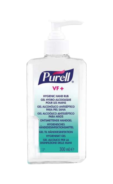 Aviz Medical - Gel Dezinfectant Purell Vf+ 300ml sanito.ro