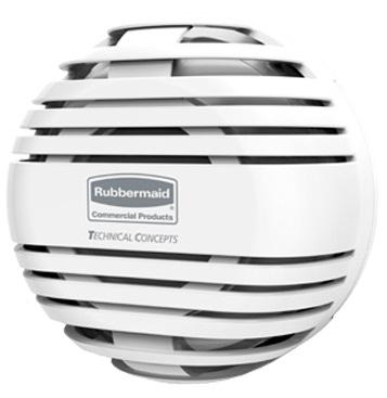 Dispenser Odorizant Rubbermaid Tcell 2.0 Alb Fara Puf Silent sanito.ro