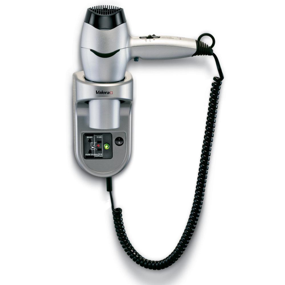 Uscator Par Hotel Valera Excel Shaver Silver 1600 2021 sanito.ro