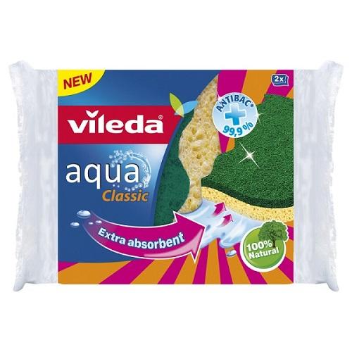 Lavete Umede Aqua Vileda 18 X 20 Cm 5 Buc. / Pachet 2021 sanito.ro