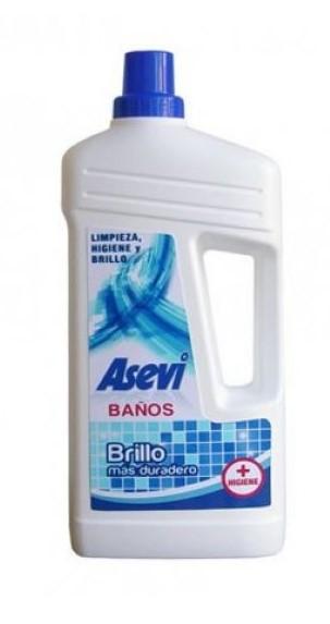 Detergent Baie Asevi Zas 1.4 L Asevi sanito.ro
