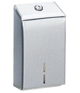 Dispenser Hartie Igienica Pliata Seria Classic Inox Satinat 1330 Servetele Bobrick sanito.ro