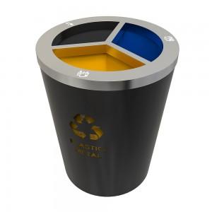 Geneve M Set De Reciclare Moderna Cu 3 Compartimente sanito.ro
