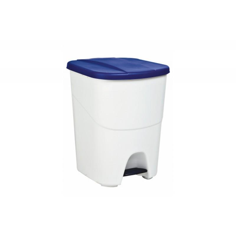 Cos Gunoi Plastic Cu Pedala Capacitate 40l 2021 sanito.ro