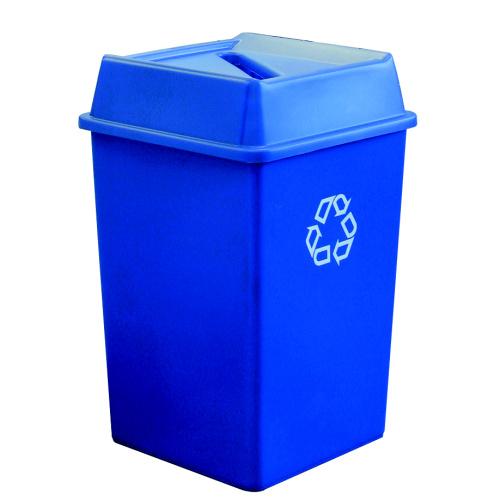 Cos Din Plastic 132 L sanito.ro