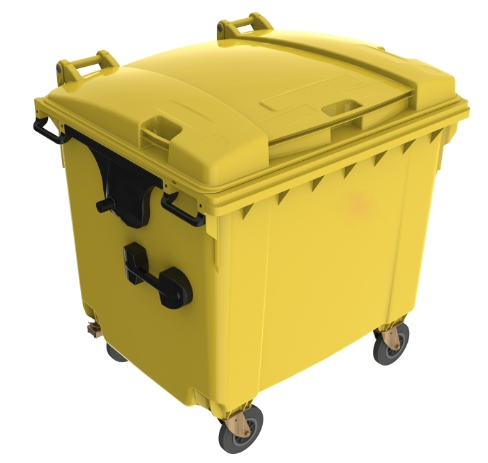 Container Gunoi 1100 Litri sanito.ro