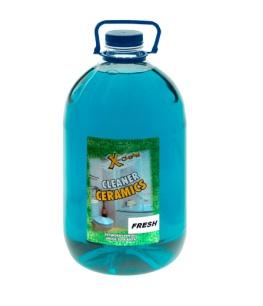 Detergent Suprafete Ceramice Manual Fresh 5 L Pet Aqa Choice 2021 sanito.ro