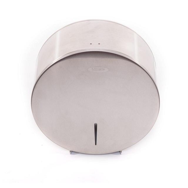 Dispenser Hartie Igienica Jumbo Inox Satinat Limpio sanito.ro