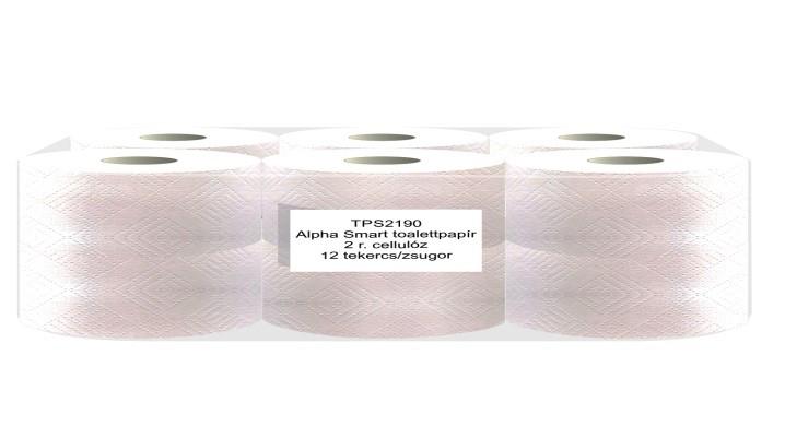 Hartie Igienica Laminata 2 Straturi 190m 12role / Bax 2021 sanito.ro