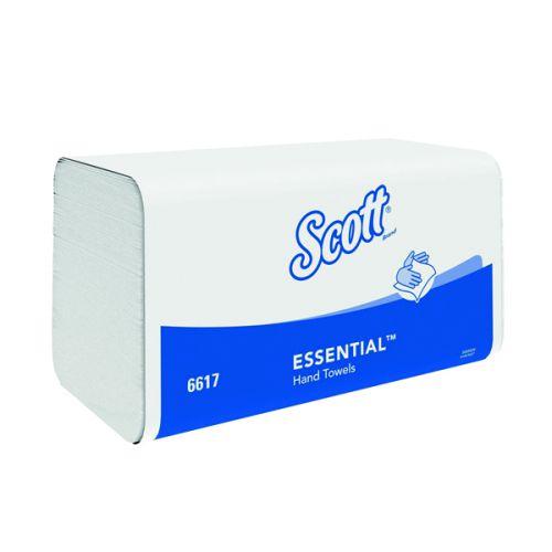 Prosoape Pliate 340 Buc / Pachet 1 Strat Marime Mica Scott® Xtra 2021 sanito.ro
