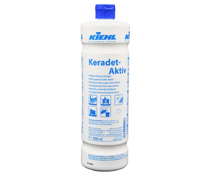 Keradet Aktiv - Detergent Pentru Suprafete Pe Baza De Alcool 1l Kiehl sanito.ro
