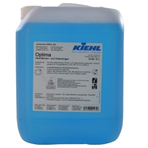 Optima -detergent Pentru Suprafetele Din Plastic Si Sticla 10l Kiehl 2021 sanito.ro