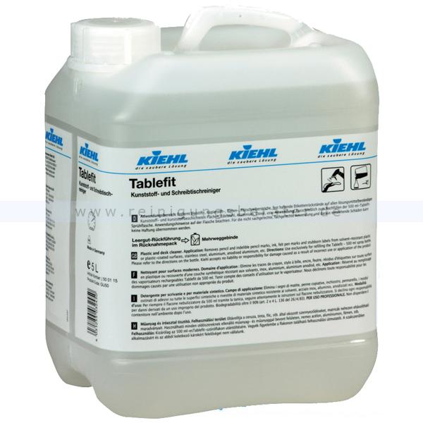Tablefit-Detergent Pentru Plastic Si Birou 5l Kiehl sanito.ro