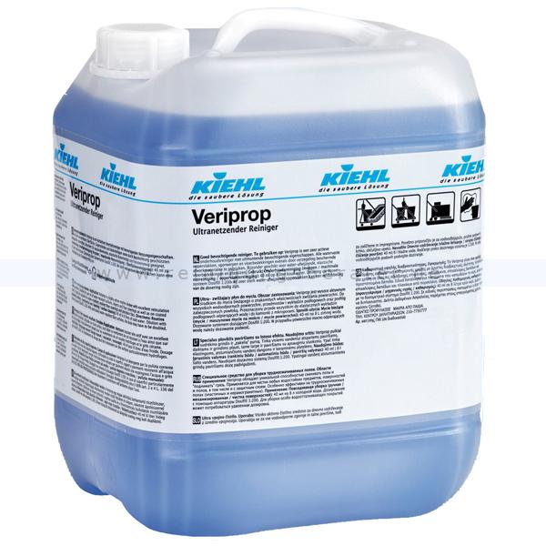 Veriprop Manual/Automat-Detergent De Intretinere Cu Efect De Curatare Intensiv Pt Pavimente Elastice 10l Kiehl sanito.ro
