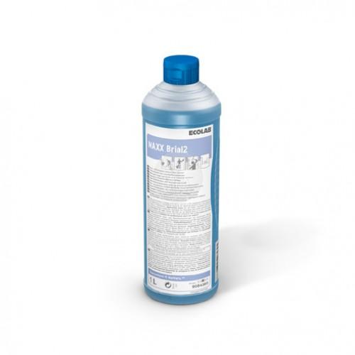 Detergent Superumectant Pentru Suprafete Si Geamuri Maxx Brial2 1l Ecolab 2021 sanito.ro