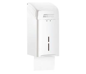Dispenser Hartie Igienica Pliata Otel Mediclinics 2021 sanito.ro