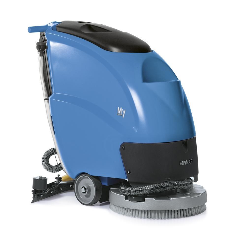 Masina Automata Pentru Spalat Pardoseli Fimap My50 E 1200 W Fimap sanito.ro