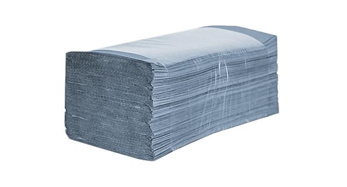 Prosoape Hartie Gri V-Fold 25x23 Cm 200 Buc./pachet 2021 sanito.ro