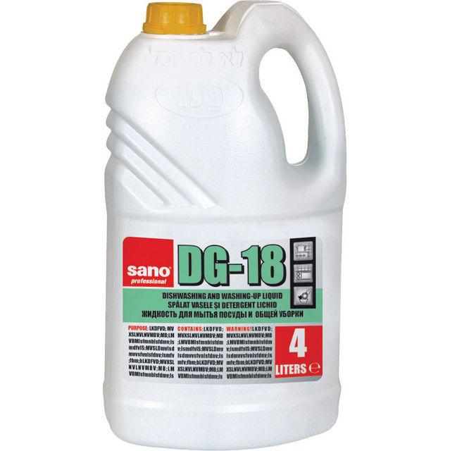 Sano Dg 18 San 18% 4l Detergent Vase 2021 sanito.ro
